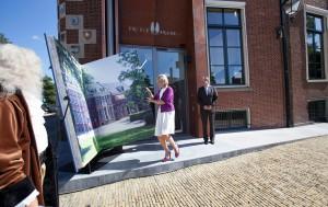 Officiële opening Fryske Akademy