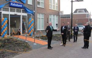 Officiële opening Rabobank Haaksbergen