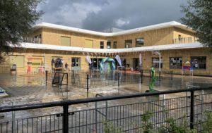 Arjen Robben schiet Togtemaarschool officieel open