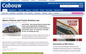 Uitvoeringsteam Fryske Akademy bekend