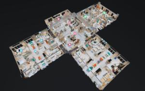 3D kijkje in Kindcentrum 't Maar te Spijk